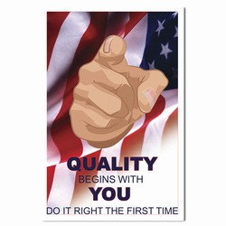 qp286 - Quality Process Poster, Quality Process Placard, Quality Process Messages, Quality Process Sign, Quality Process Help, Quality Process Billboards