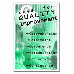 qp310 - Quality Process Poster, Quality Process Placard, Quality Process Messages, Quality Process Sign, Quality Process Help, Quality Process Billboards