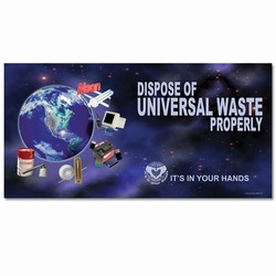 rban004 - Recycling Banner, Recycling placard, recycling sign, recycling memo, recycling post, recycling image, recycling message