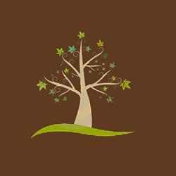 AI-rec-03- Recycle Tree Logo Design, Eco T shirt, Eco mug, Eco Decal, Eco Friendly