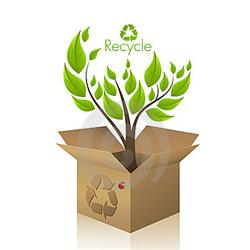 AI-rec-07- Recycle Tree Logo Design, Eco T shirt, Eco mug, Eco Decal, Eco Friendly