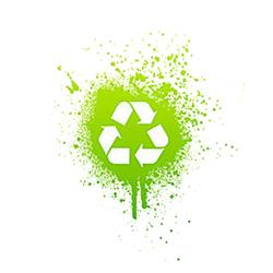 AI-rec-08- Recycle Paint Logo Design, Recycle T shirt, Recycle mug, Recycle Decal, Eco Friendly