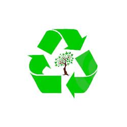 AI-rec-09- Recycle Tree Logo Design, Recycle T shirt, Recycle mug, Recycle Decal, Eco Friendly