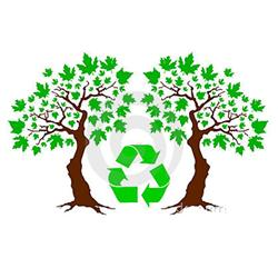 AI-rec-10- Recycle Tree Logo Design, Recycle T shirt, Recycle mug, Recycle Decal, Eco Friendly