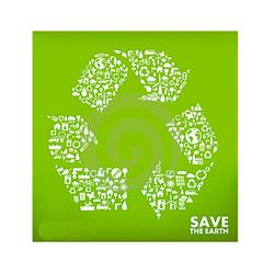 AI-rec-18- Recycle Logo Design, Recycle T shirt, Recycle mug, Recycle Decal, Eco Friendly