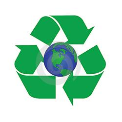 AI-rec-19- Recycle Logo Design, Recycle T shirt, Recycle mug, Recycle Decal, Eco Friendly