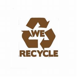 AI-rec-36- Recycle Logo Design, Recycle T shirt, Recycle mug, Recycle Decal, Eco Friendly