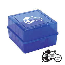 AI-rhbag072 - Earth Day Biodegradable Lunch Box, Recycling Incentive, Recycling Promotional Ideas, Recycling Promo Gifts, Recycling Gifts for Tradeshows, recycling ad specialties