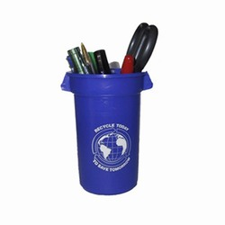 rh046 - Recycling Handout Mini Bin, Recycling Incentive, Recycling Promotional Ideas, Recycling Promo Gifts, Recycling Gifts for Tradeshows, recycling ad specialties