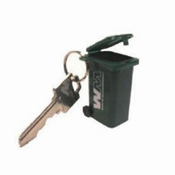 rh035 - Recycling Handout Key Chain, Recycling Incentive, Recycling Promotional Ideas, Recycling Promo Gifts, Recycling Gifts for Tradeshows, recycling ad specialties
