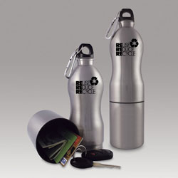 AI-rhmug031 Reusable Sports Bottle with Storage, Recycling Incentive, Recycling Promotional Ideas, Recycling Promo Gifts, Recycling Gifts for Tradeshows, recycling ad specialties
