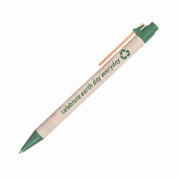 rh012 - Recycling Handout Pen, Recycling Incentive, Recycling Promotional Ideas, Recycling Promo Gifts, Recycling Gifts for Tradeshows, recycling ad specialties