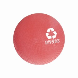 rh069 - Recycle Rubber Dodgeball/Kickball, Energy Conservation Handouts, Energy Conservation Gift, Energy Conservation Incentive