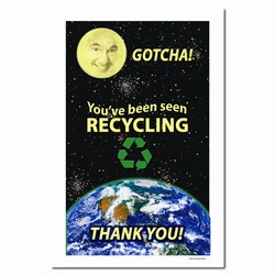 rp106 - Recycling Poster, Recycling placard, recycling sign, recycling memo, recycling post, recycling image, recycling message