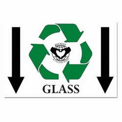 rp163 - Recycling Poster, Recycling placard, recycling sign, recycling memo, recycling post, recycling image, recycling message