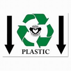 rp165 - Recycling Poster, Recycling placard, recycling sign, recycling memo, recycling post, recycling image, recycling message
