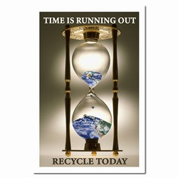 rp182 - Recycling Poster, Recycling placard, recycling sign, recycling memo, recycling post, recycling image, recycling message