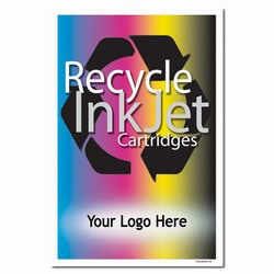 rp218 - Recycling Poster, Recycling placard, recycling sign, recycling memo, recycling post, recycling image, recycling message
