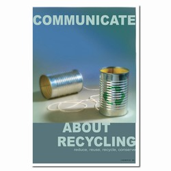 rp232 - Recycling Poster, Recycling placard, recycling sign, recycling memo, recycling post, recycling image, recycling message