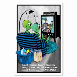 rp263 - Recycling Poster, Recycling placard, recycling sign, recycling memo, recycling post, recycling image, recycling message