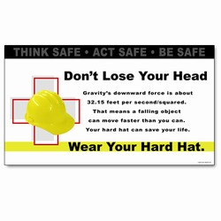 sban003 - Safety Awareness Banner, Safety Notice Poster, Safety Reminder Poster, Safety Placard, Safety Help Poster, Safety Notification Poster