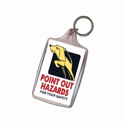 sh025-05 - Safety Handout Key Chain, Safety Incentive, Safety Gift, Safety Promo Product, Safety Incentive, Safety Ideas, Safety Ad Specialities