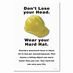sp118 - Safety Awareness Poster, Safety Notice Poster, Safety Reminder Poster, Safety Placard, Safety Help Poster, Safety Notification Poster