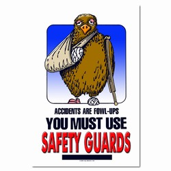 sp127 - Safety Awareness Poster, Safety Notice Poster, Safety Reminder Poster, Safety Placard, Safety Help Poster, Safety Notification Poster