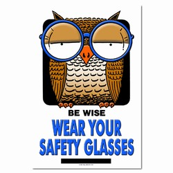 sp132 - Safety Awareness Poster, Safety Notice Poster, Safety Reminder Poster, Safety Placard, Safety Help Poster, Safety Notification Poster