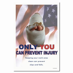 sp226 - Safety Awareness Poster, Safety Notice Poster, Safety Reminder Poster, Safety Placard, Safety Help Poster, Safety Notification Poster