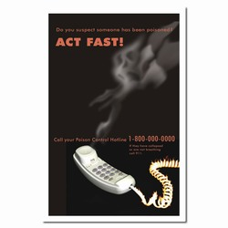 sp232 - Safety Awareness Poster, Safety Notice Poster, Safety Reminder Poster, Safety Placard, Safety Help Poster, Safety Notification Poster