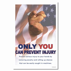 sp234 - Safety Awareness Poster, Safety Notice Poster, Safety Reminder Poster, Safety Placard, Safety Help Poster, Safety Notification Poster