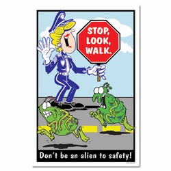 sp255 - Safety Awareness Poster, Safety Notice Poster, Safety Reminder Poster, Safety Placard, Safety Help Poster, Safety Notification Poster
