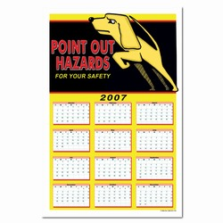 sp272 - Safety Awareness Poster, Safety Notice Poster, Safety Reminder Poster, Safety Placard, Safety Help Poster, Safety Notification Poster