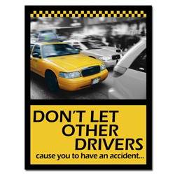 sp338 - Safety Awareness Poster, Safety Notice Poster, Safety Reminder Poster, Safety Placard, Safety Help Poster, Safety Notification Poster