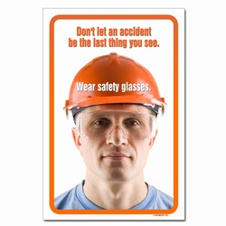sp374- Safety Awareness Poster, Safety Notice Poster, Safety Reminder Poster, Safety Placard, Safety Help Poster, Safety Notification Poster