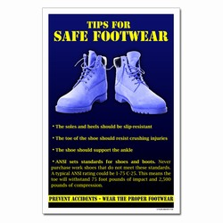 sp382- Safety Awareness Poster, Safety Notice Poster, Safety Reminder Poster, Safety Placard, Safety Help Poster, Safety Notification Poster