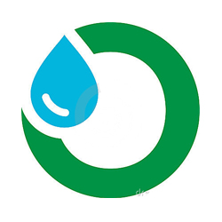 ai w 01 water conservation logo design