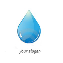 AI-w-02- Water Conservation Logo Design