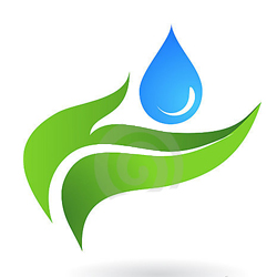 AI-w-03- Water Conservation Logo Design