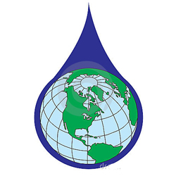 AI-w-06- Water Conservation Logo Design