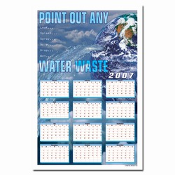 wp273 - Water Conservation Posters, Water quality poster, water conservation placard, water conservation sign, water quality sign, water conservation awareness