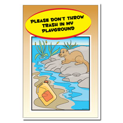 AI-wp442 - Water Pollution Posterr - Water Conservation Poster, Water quality poster, water clean, water conservation sign, water quality sign, water conservation awareness