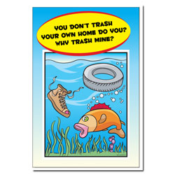 AI-wp443 - Water Pollution Posterr - Water Conservation Poster, Water quality poster, water clean, water conservation sign, water quality sign, water conservation awareness