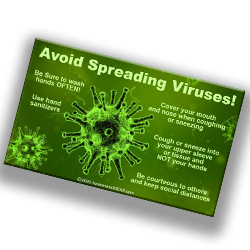 VPMAG-100 - Virus Protection Magnet