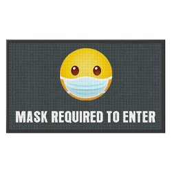 VTRUG-100 - Mask Required Mat