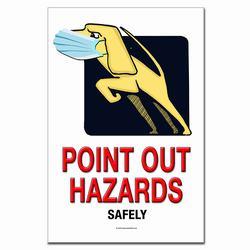 000VzP-133  Safety Poster