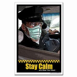 000VPPoster-740 Safety Poster