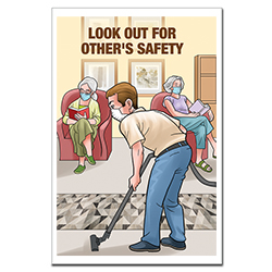 000Safety Poster