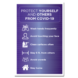 000VPPoster-521  Virus Protection Safety Poster